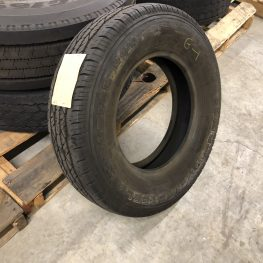 USED COMMERCIAL TIRE-FIRESTONE R4S